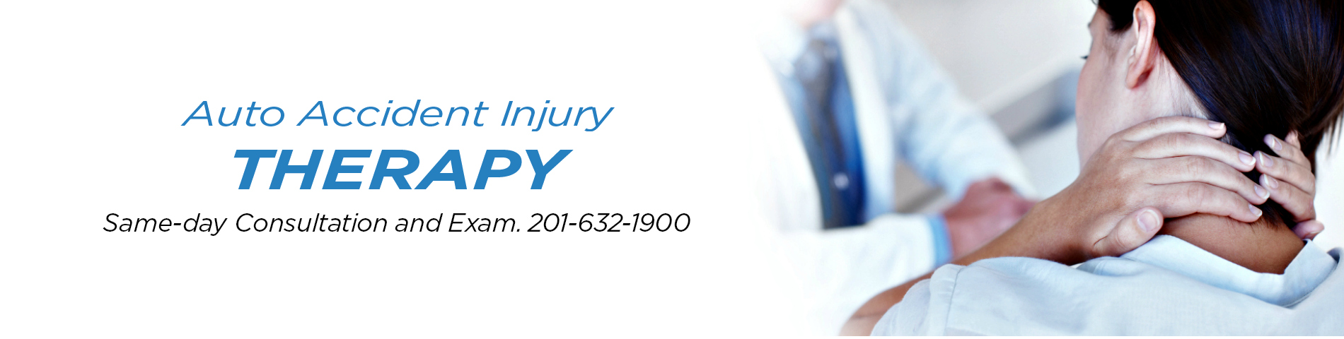 Auto Accident Injury Therapy Hackensack NJ