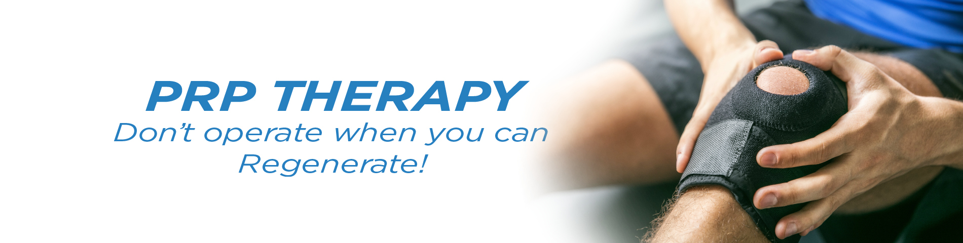 PRP Injection Therapy