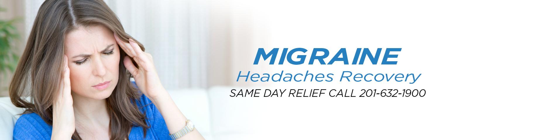Migraine Headaches Recovery